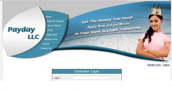 5 loans no credit check