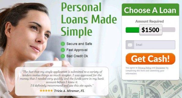 1500 Dollar Loan With Bad