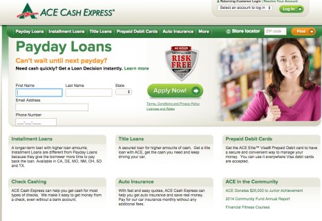 ACE Cash Express Reviews
