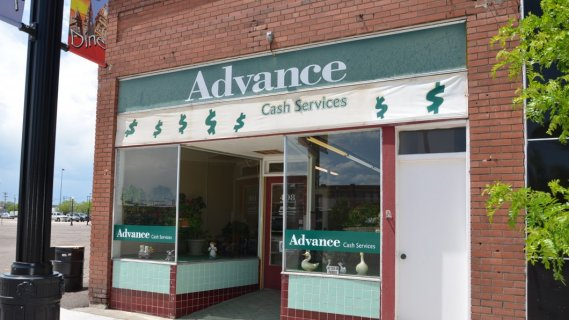 To Advance Cash Services!