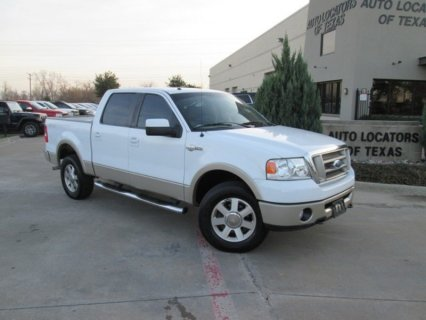 2008 Ford F 150 King Ranch For