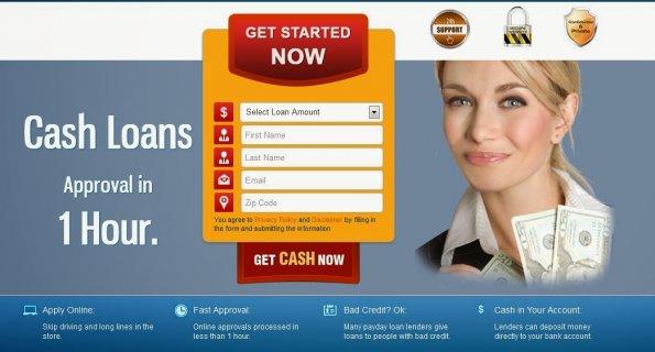 Cash Loans USA | Cash Loans