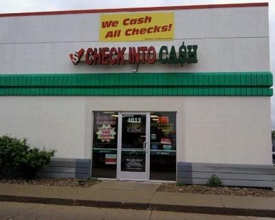 Check into Cash Loan