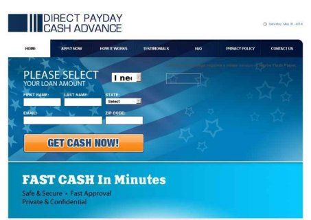 Fast easy payday advance