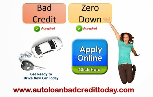 Bad Credit Car Loans No Money