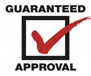 Gaurenteed Credit Approval in