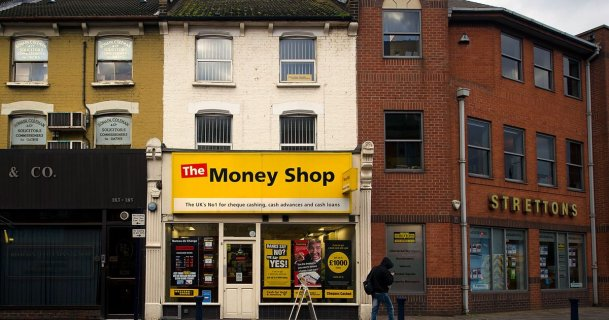 How to beat the payday lending