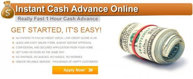 Online Loans Advantage