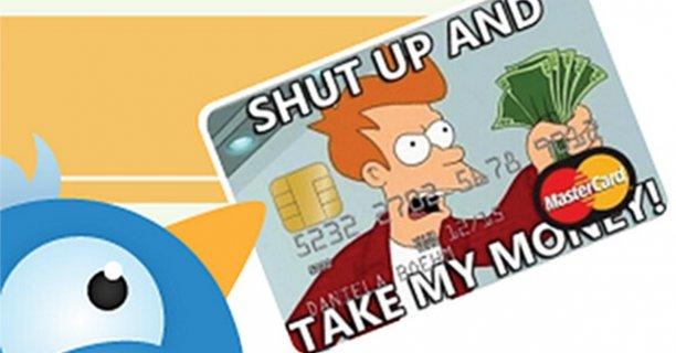 Guaranteed credit card