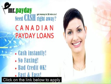 Loans For Bad Credit Rating