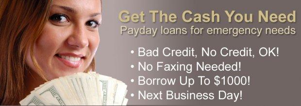 No Telecheck Payday Loans No