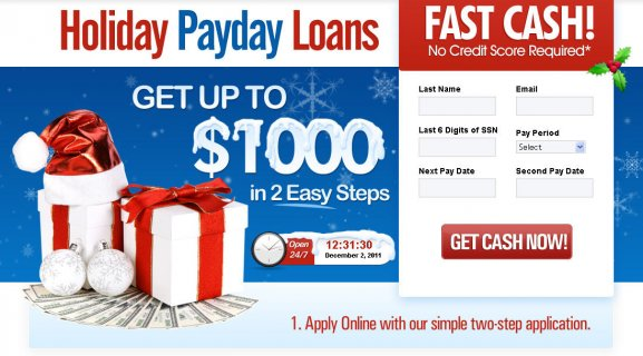 Payday Loan Lenders Weekend