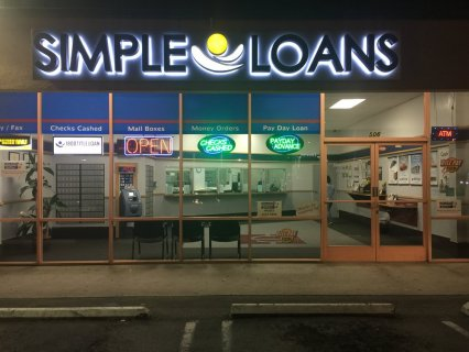 Simple Loans - Glendale, CA