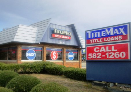 Title Loans in Spartanburg SC
