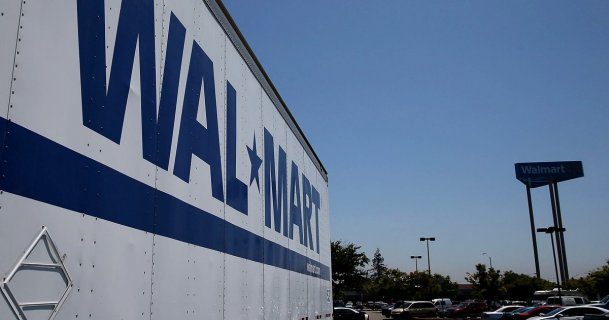Wal-Mart Is Allegedly Hiding