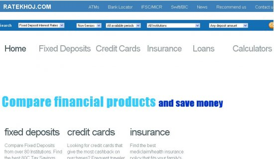 Rates and Personal Loan