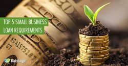 5 top small business loan requirements