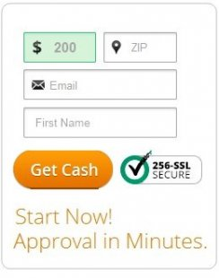 2500 Loans Direct Lenders No Credit Check