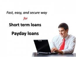 Direct Lenders Short Term Loans No Credit