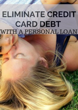 Eliminate Credit Card Debt With a Low Interest Personal Loan