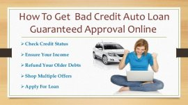 Fast Cash Loans For Bad Credit With Ssi