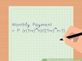 Image titled Calculate an Installment Loan Payment Step 2