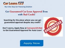 Loans Online Instant Approval With Bad Credit