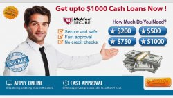 No Credit Check Or Telecheck Payday Loans