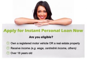 Online Loan Application Instant Decision