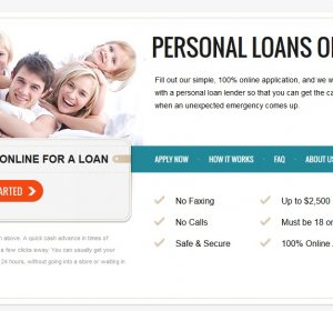 Apply for Personal Loans Online
