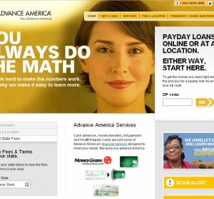 Cash America Cash Advance