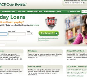 Cash Express. Loan