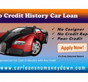 Getting A loan With no credit
