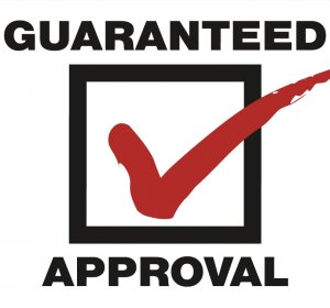 Guaranteed loans approval no credit check