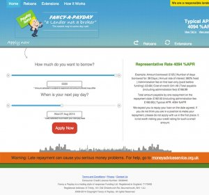 High Acceptance payday loans direct lenders