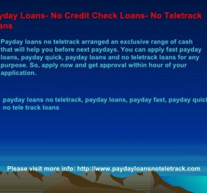 Installment Loan with bad credit