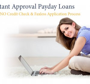 Instant approval Loans for bad credit