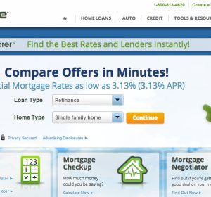 Loans in minutes