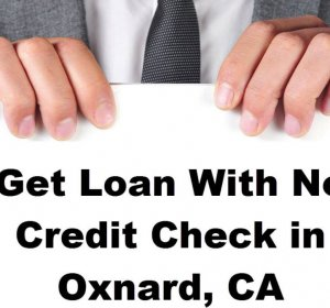 Money loans with no credit check