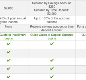 Online Loan Applications