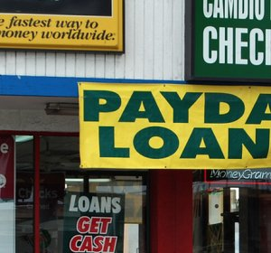 Online Payday lenders only