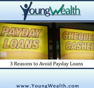 Payday loans Interest rates