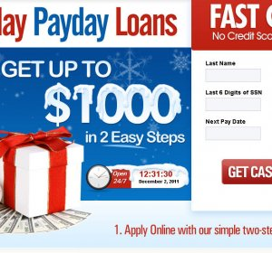Payday loans weekend Funding