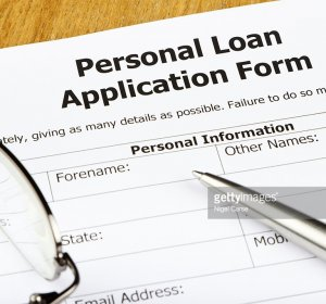 Personal Loan Application