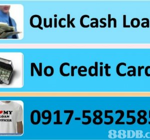 Quick Cash Loans Bad credit