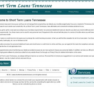 Small Loans no credit