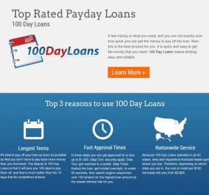 Unsecured Personal Loans bad credit instant decision