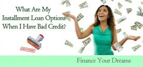 Top Bad Credit Installment Loan Lenders