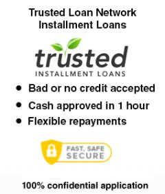 Trusted Loans Installment Loan