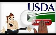 100% Financed No Money Down Home Loans - USDA Loans